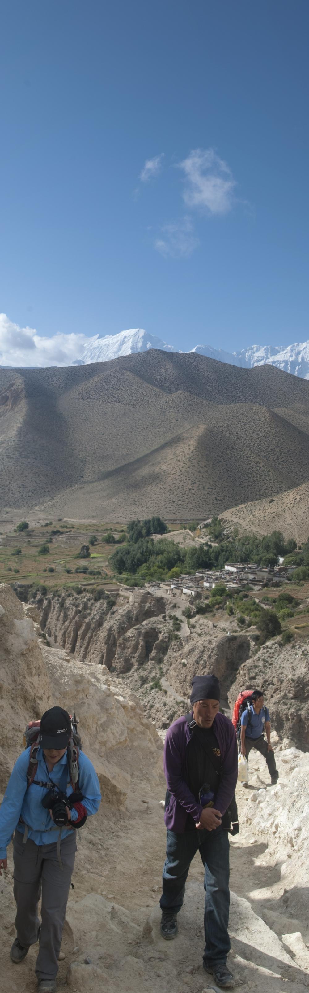 mustang-chele-trekking